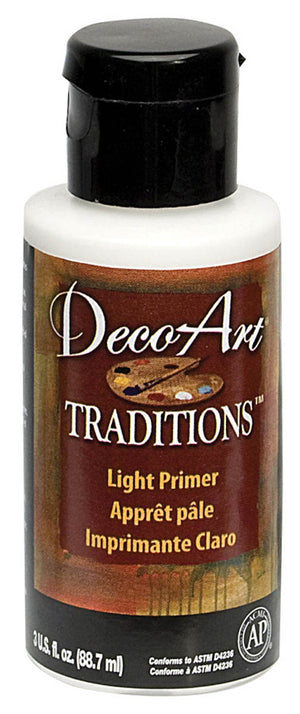 Traditions Light Primer by DecoArt