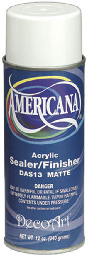 Sealer/Finish Spray, Matte by DecoArt