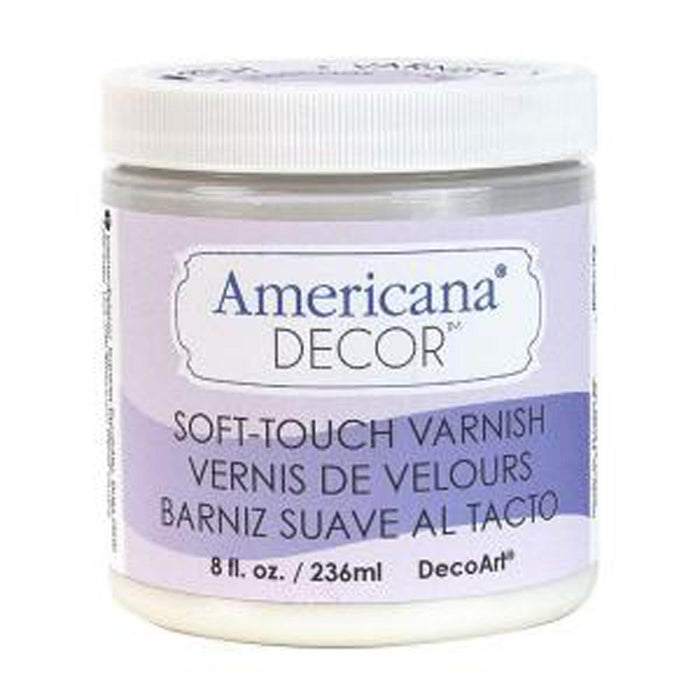 Decor Soft Touch Varnish by DecoArt