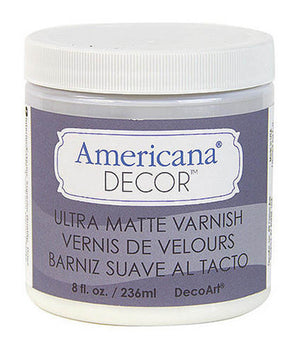 Decor Ultra Matte Varnish by DecoArt