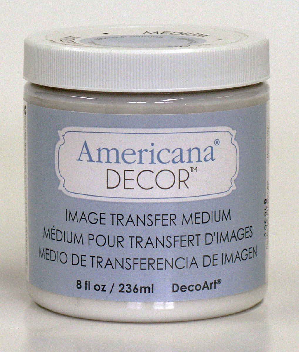 Deco Media Image Transfer Medium