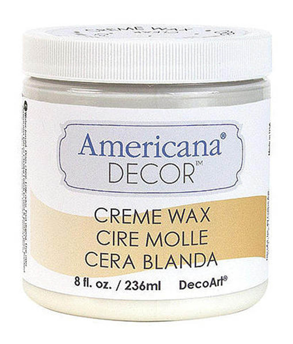Decor Creme Wax by DecoArt