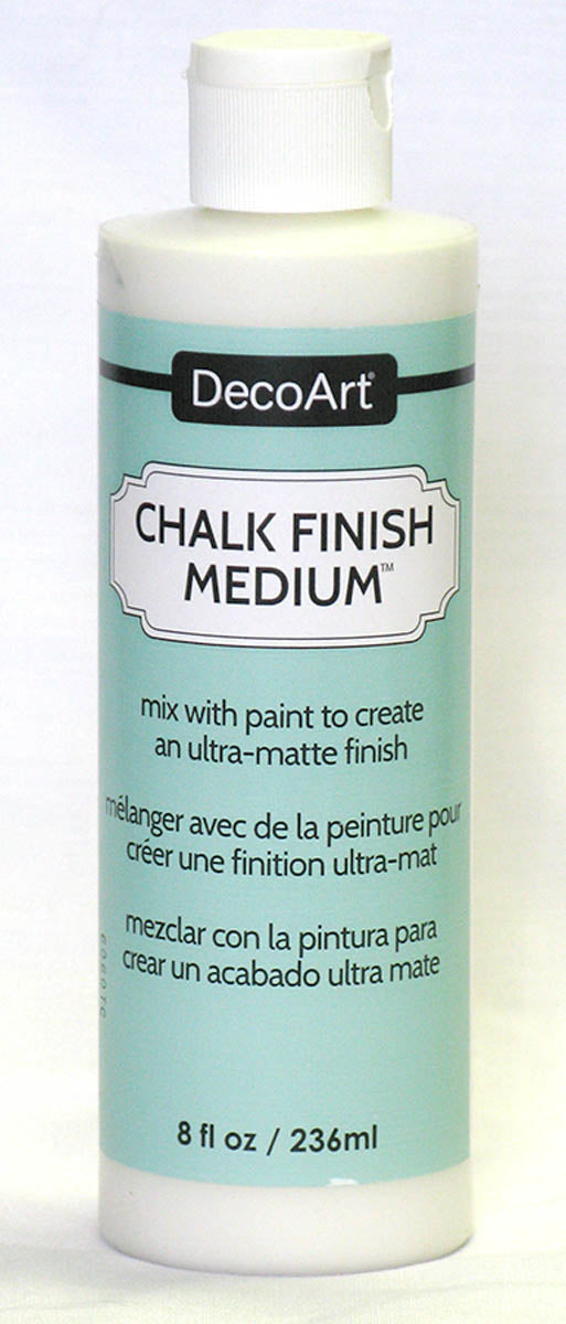 Chalk Finish Medium by DecoArt