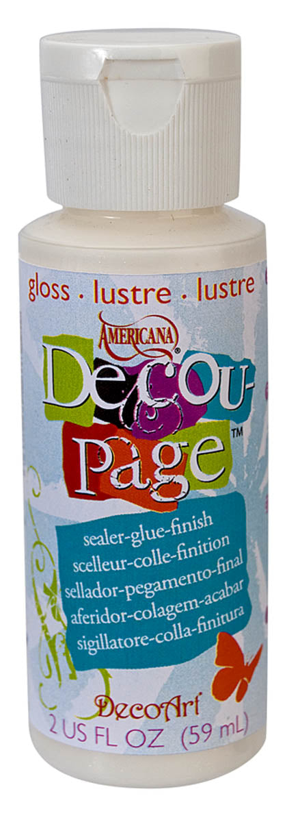 Decoupage, Gloss by DecoArt