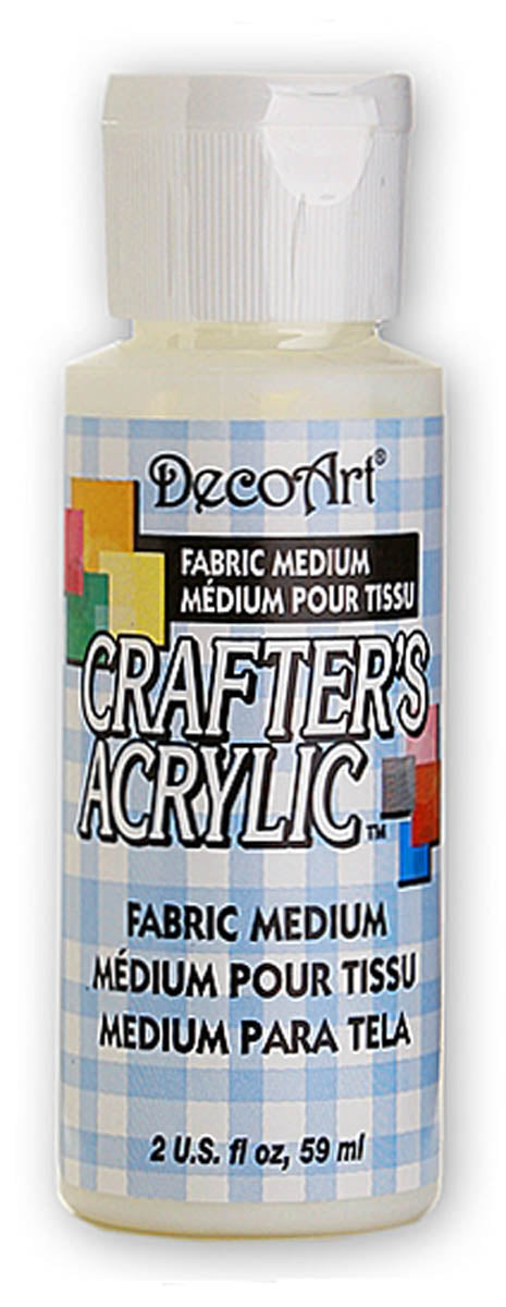 Fabric Medium by DecoArt
