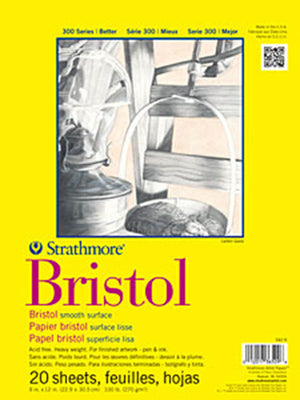 Paper, Bristol Smooth by Strathmore