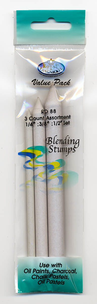 Blending Stumps Set by Royal & Langnickel