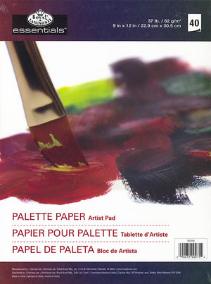 Palette Paper Pad, Disposable by Royal & Langnickel