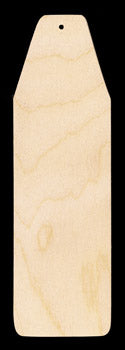 "Ornament, Ironing Board, 8"" x 2 1/2"","