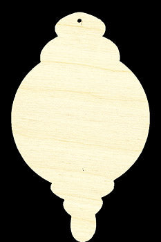 "Ornament, Round Cutout, 5 3/4"" T,"