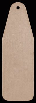 "Ornament, Ironing Board, 4"" T,"