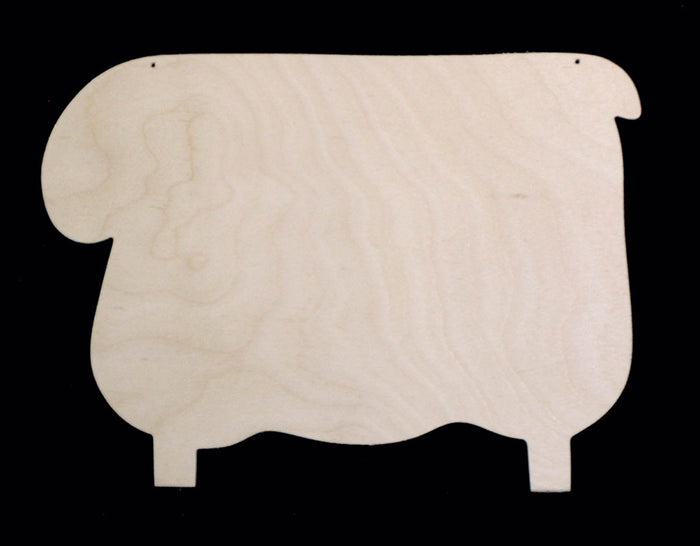 Plaque, Sheep
