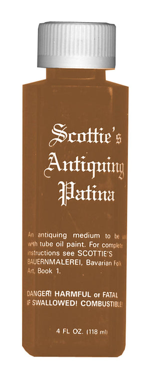 Scotties Antiquing Patina