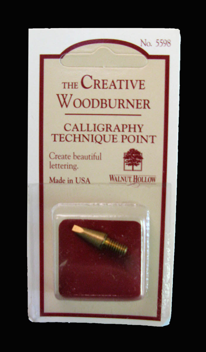 Woodburning Pen Point, Calligraphy by Walnut Hollow