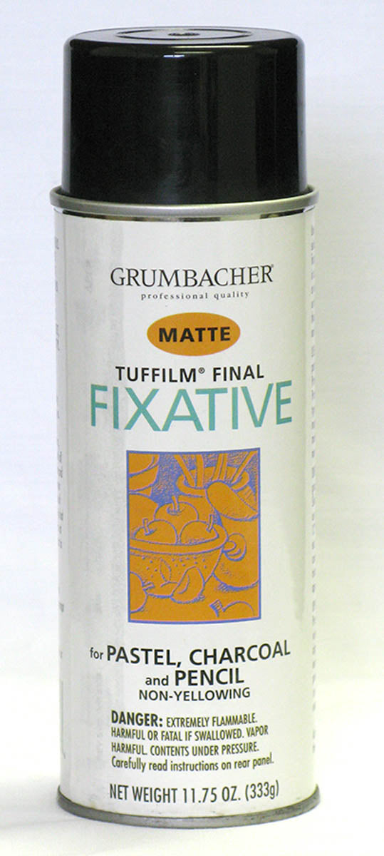 Fixative, Tuffilm Spray Matte