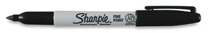 Sharpie Permanent Marker, Fine Point by Sanford