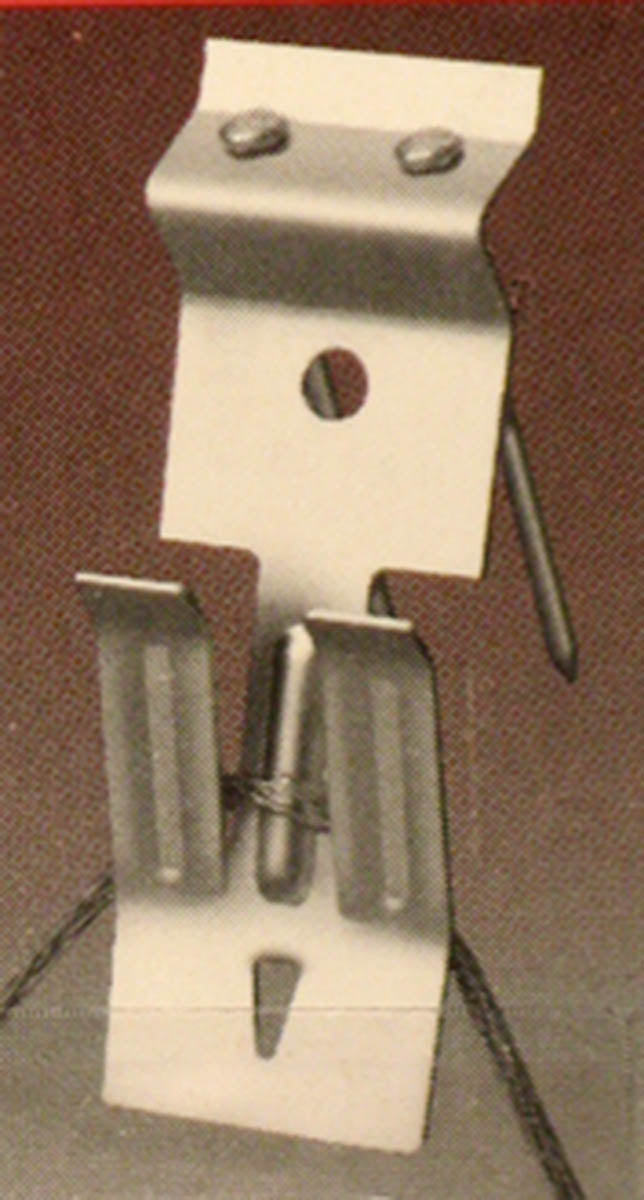 Picture Hangers, Snub-It by Moore Push-pin Co.