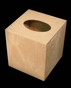 Box, Tissue Holder