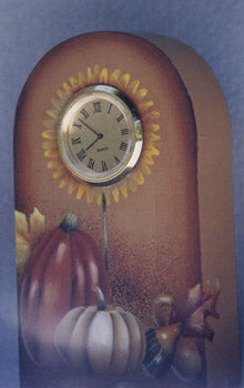 Fruits Of The Spirit Harvest Clock Packet by Barbara Franzreb