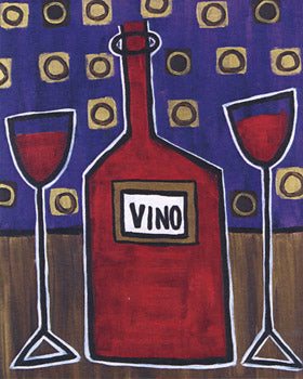 Vino Packet by DecoArt