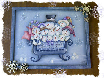 Snowie Patch Packet by Deb Antonick