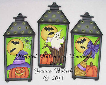 Haunted Halloween Packet by Jeanne Bobish