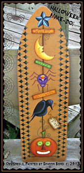 Halloween Make Do Packet by Sharon Bond