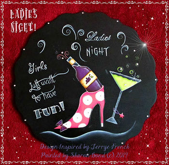 Ladies Night Packet by Sharon Bond