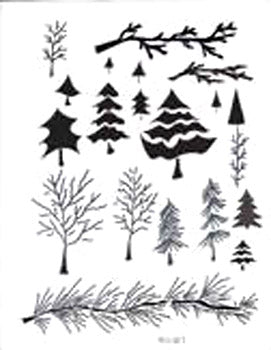 Stencil-Trees & Branches 287