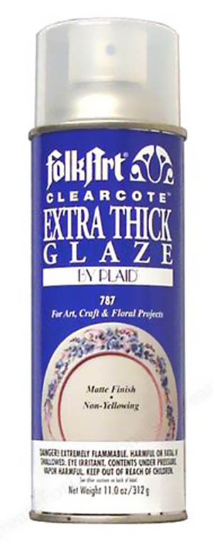 FolkArt Clearcote Extra Thick Glaze, Gloss by Plaid