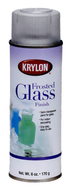Frosted Glass Finish Spray by Krylon