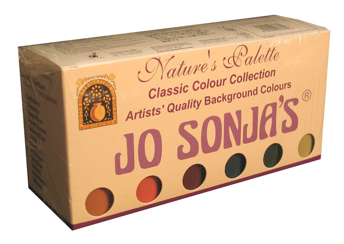 Jo Sonja Classic Collection Acrylic Paint Set by Chroma