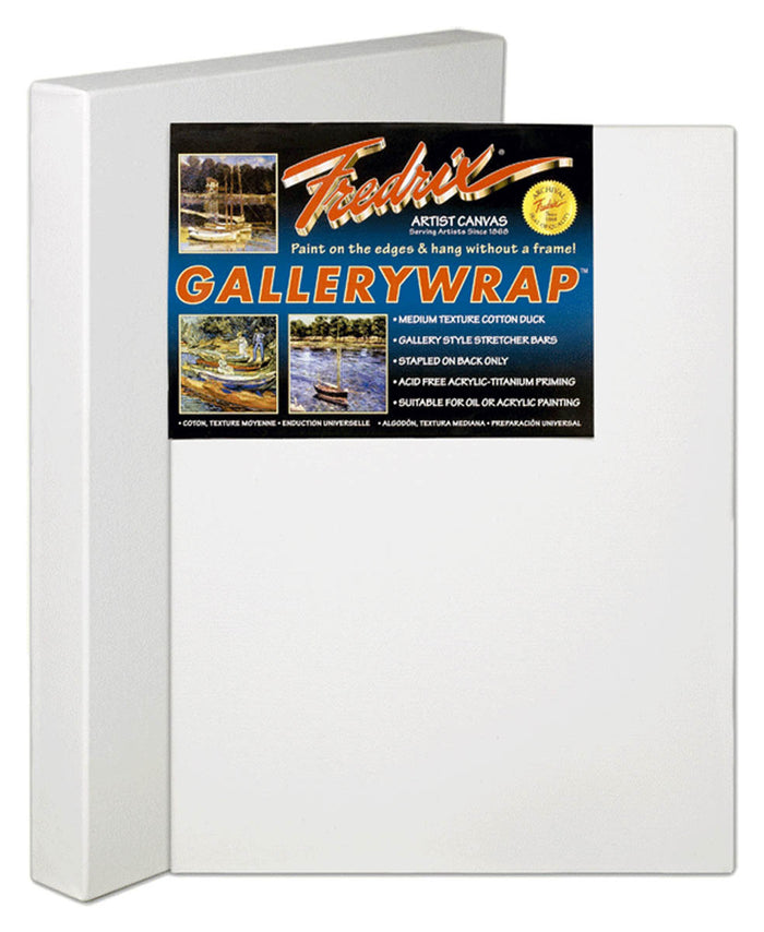 Gallerywrap Canvas, 6 x 8