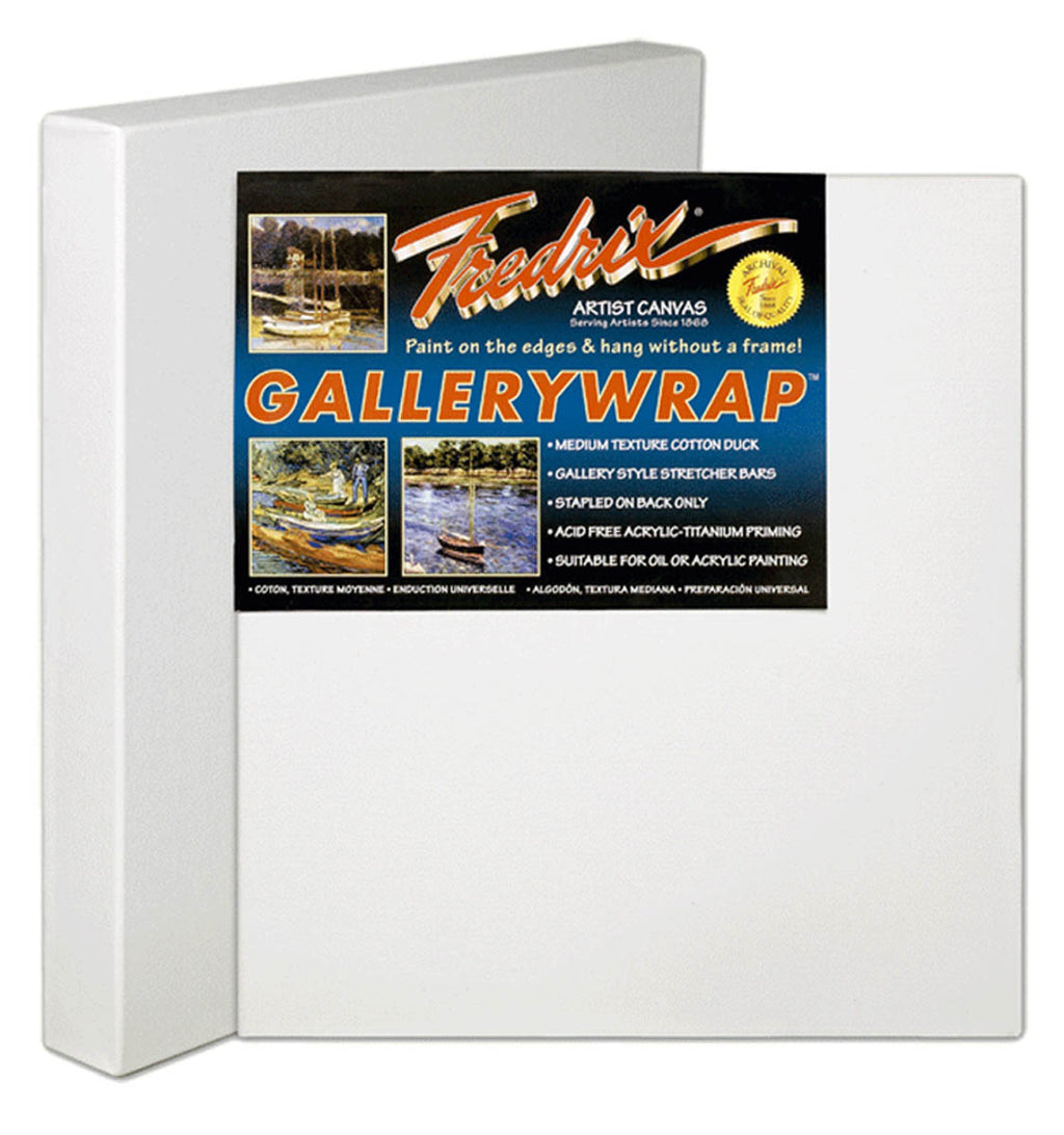 Canvas, Gallerywrap