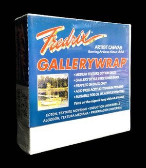Canvas, Gallerywrap by Tara Materials