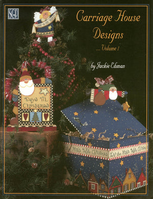 Carriage House Designs 01 by Jackie Ehman