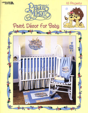 Precious Moments Paint Decor for Baby by Precious Moments