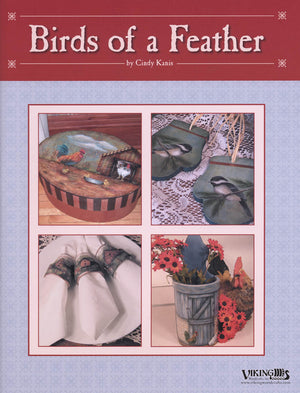 Birds of a Feather by Cindy Kanis
