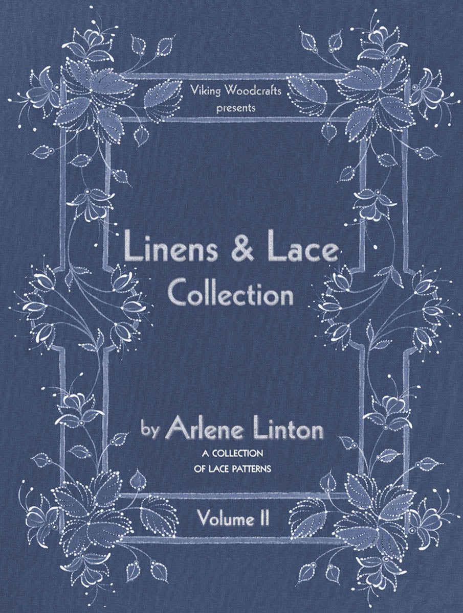 Linens & Lace Collection 02 by Arlene Linton