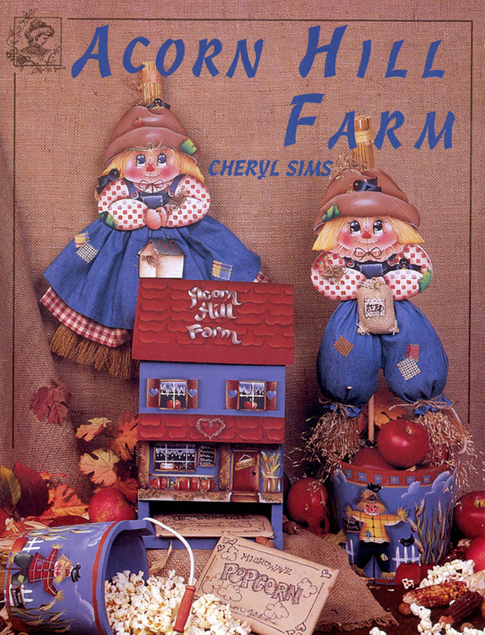 Acorn Hill Farm by Cheryl Sims