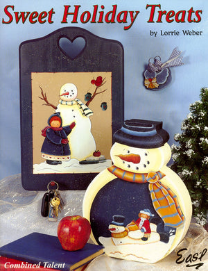 Sweet Holiday Treats by Lorrie Weber