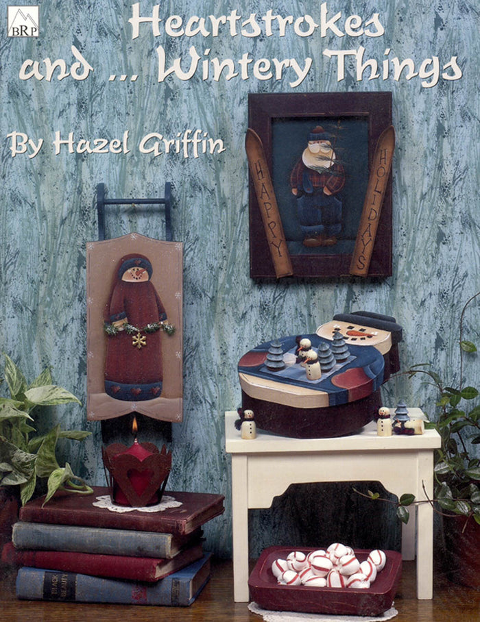 Heartstrokes and... Wintery Things by Hazel Griffin