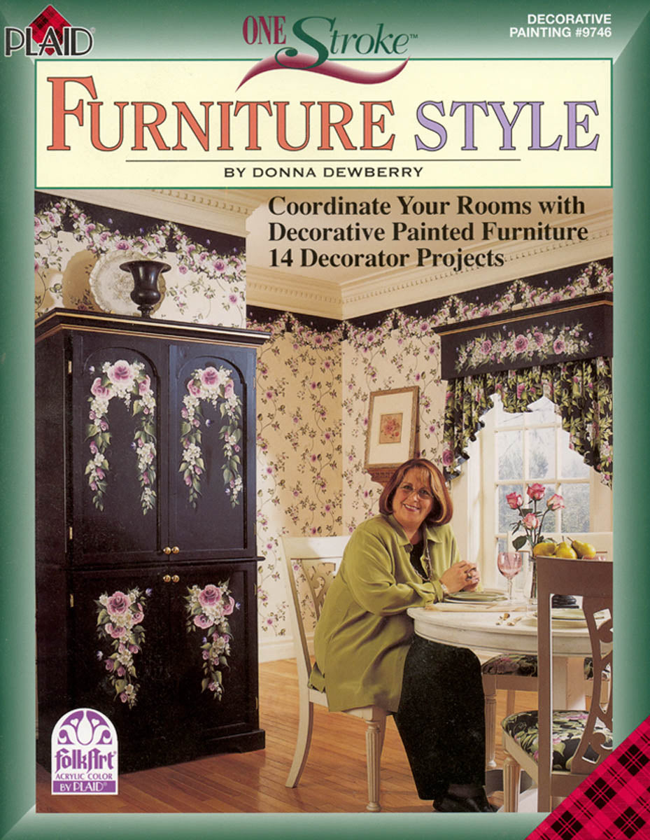 One Stroke: Furniture Style by Donna Dewberry