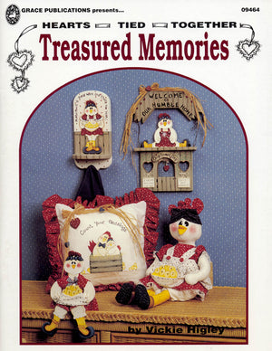 Hearts Tied Together Treasured Memories by Vickie Higley