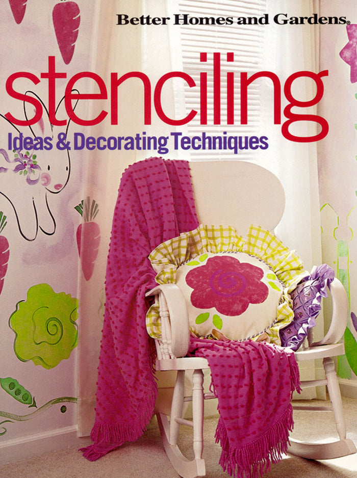 Stenciling Ideas & Decorating Techniques by Combined Authors