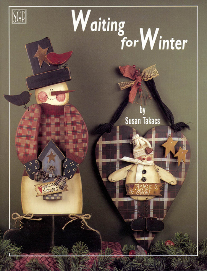 Waiting for Winter by Susan Takacs