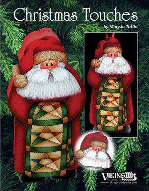 Christmas Touches by MaryJo Tuttle