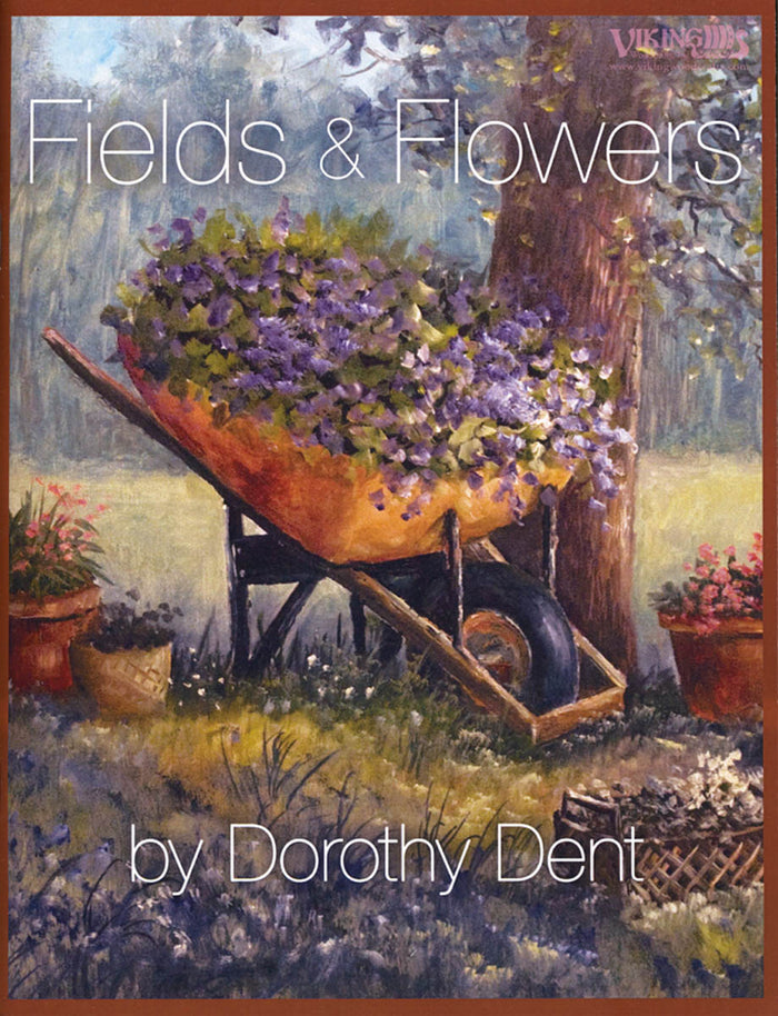 Field & Flowers by Dorothy Dent
