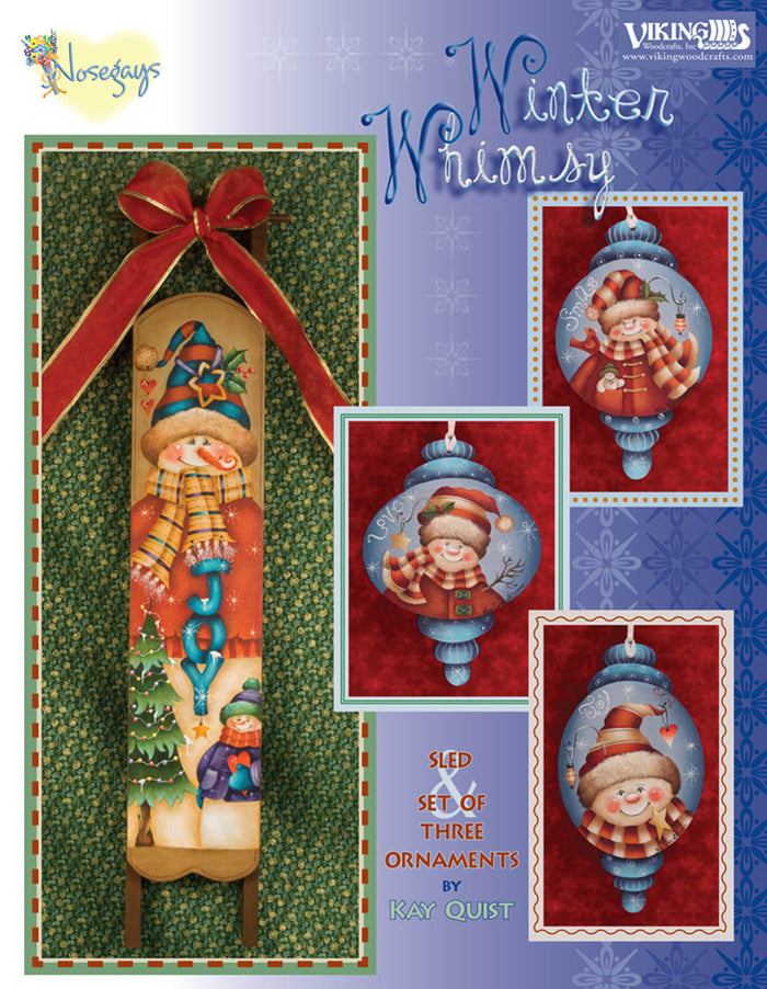 Winter Whimsey by Kay Quist