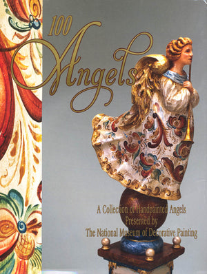 100 Angels: A Collection of Handpainted Angels
